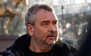 Le réalisateur français Luc Besson à Rust en Allemagne, le 9 décembre 2013
