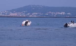 Le bassin de Thau, Sète