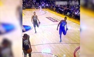 Des joueurs de NBA ultra synchro ! - Le Rewind