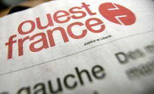 Le logo du quotidien «Ouest France».