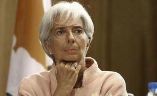 Le Fonds monétaire international (FMI) devrait abaisser ses prévisions de croissance économique mondiale, qui doivent être officiellement dévoilées le 9 octobre à Tokyo (Japon), a annoncé lundi sa directrice générale Christine Lagarde.