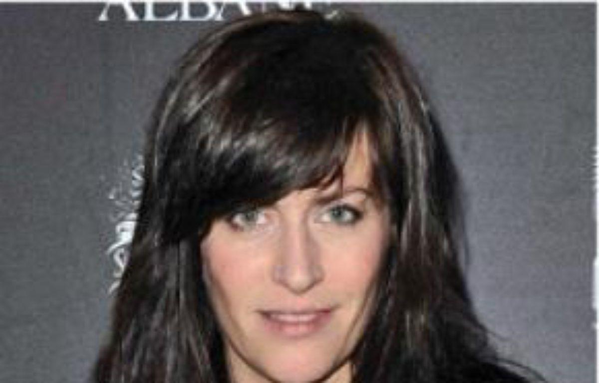 Anne Caillon, guest star de «Haven». –  BALTEL / SIPA