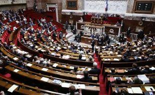 Les députés assistent à une session parlementaire le 15 juillet 2015