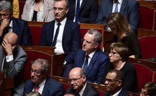 Le groupe La République en Marche à l'Assemblée
