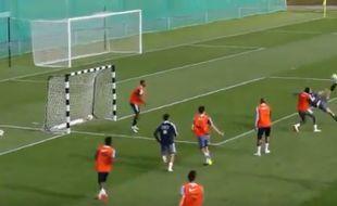 Giroud 0 - 1 Kimpembe
