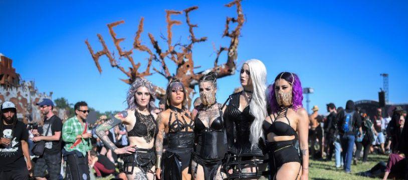 Le Hellfest fête sa 13e édition en 2018.