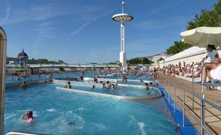 Le centre nautique Tony Bertrand accueille en moyenne 2300 personnes sur une journée.