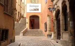 Lyon, le 1er juin 2016. Illustration du musée Gadagne à Lyon, qui appartenait à la Renaissance à la famille Guadagni, des marchands italiens.