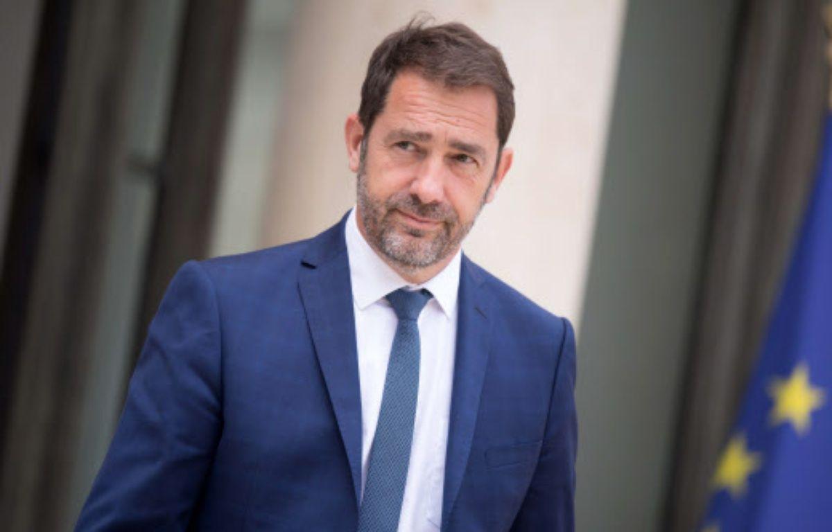 Le porte-parole du gouvernement Christophe Castaner. – David Niviere/SIPA