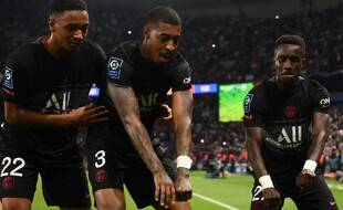 Les Parisiens survolent la Ligue 1.