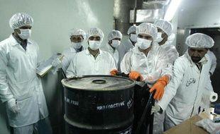L'Iran a inauguré mardi deux mines d'extraction d'uranium qui fourniront un nouveau complexe de production de yellow cake dans la province de Yazd (centre), a rapporté la télévision d'Etat.