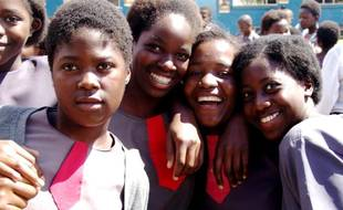 Des femmes zambiennes à Lusaka