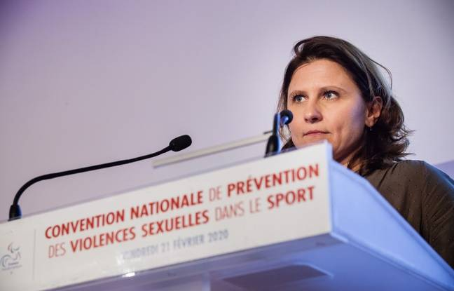 Violences dans le sport: «Notre mobilisation est totale et sans concession», assène Roxana Maracineanu