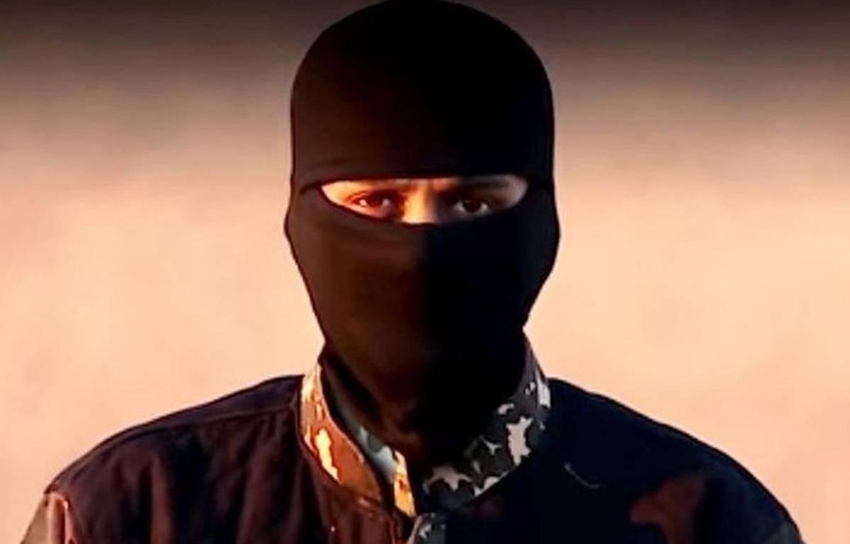 Capture de la vidéo de Daesh qui menace David Cameron – Capture d'écran