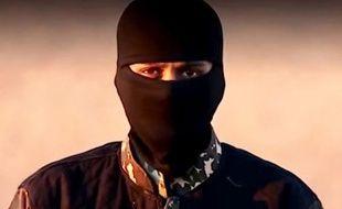 Capture de la vidéo de Daesh qui menace David Cameron.