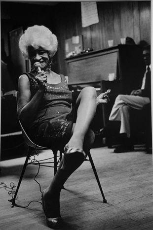 Martine Barrat, Harlem, New York, 1982, à la galerie Rouge.