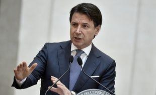 Giuseppe Conte le 3 juin 2020.