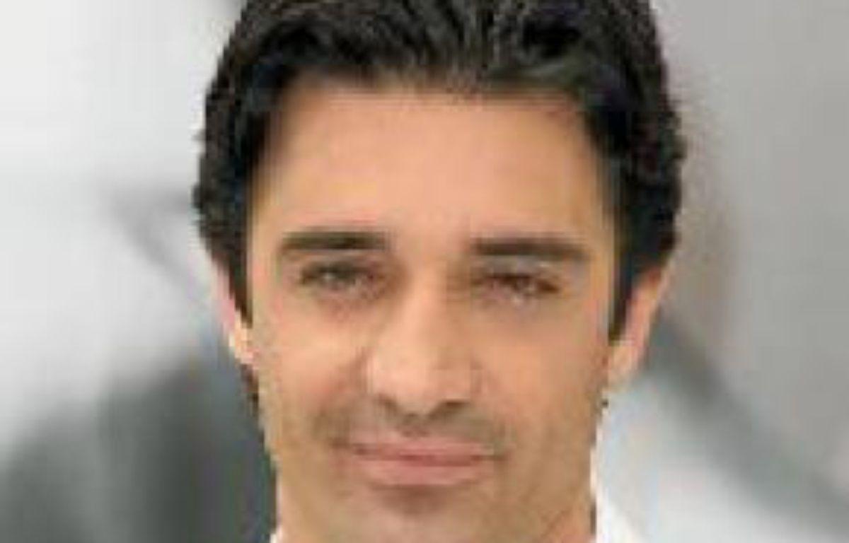 L'acteur français Gilles Marini. –  VILLARD/NIVIERE/SIPA