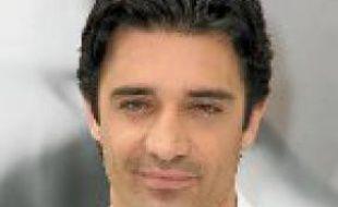 L'acteur français Gilles Marini.