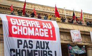 Le théâtre parisien de l'Odéon était occupé depuis le 4 mars. (archives)