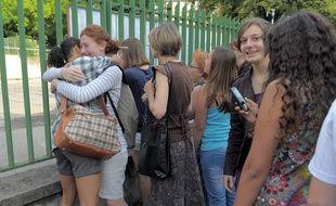 Résultats du Baccalauréat au Lycée Kleber. le 06 07 2010.