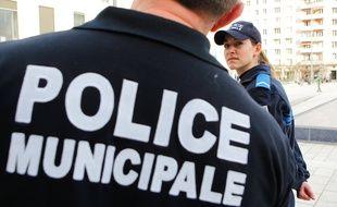 Une patrouille de policiers municipaux (illustration).