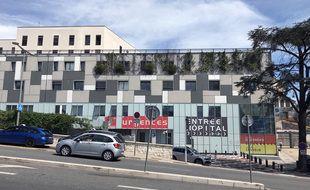 L'hôpital Pasteur 2 de Nice
