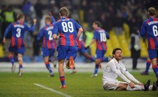 Le Real Madrid a été tenu en échec sur le terrain du CSKA Moscou (1-1), après avoir mené au score jusque dans les dernières secondes du match, mardi en 8e de finale aller de la Ligue des champions.