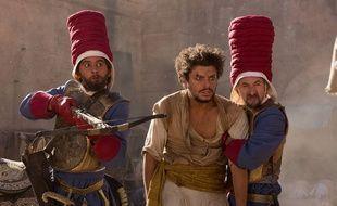 Kev Adams dans «Les Nouvelles aventures d'Aladin».