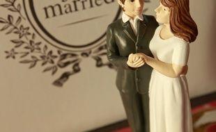 Illustration sur le mariage