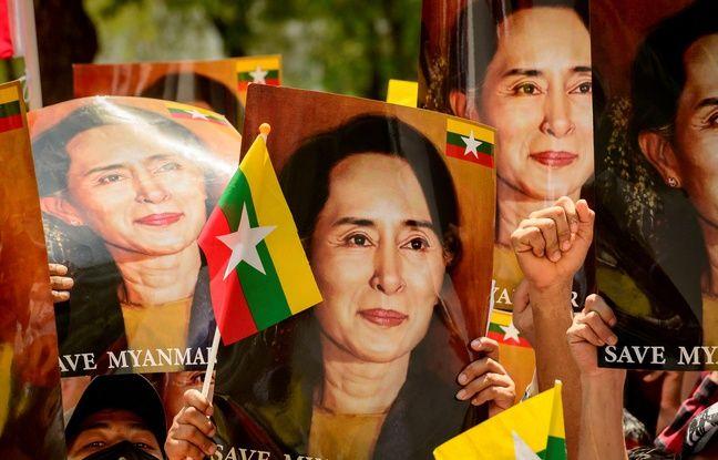 648x415 aung san suu kyi accuse junte birmane avoir recu pots vin dollars or