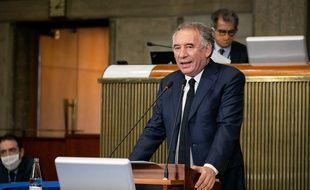 Le président du MoDem et maire de Pau, François Bayrou.