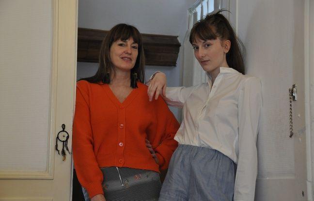 Nathalie et Marie Dewet, mère et fille, ont créé Maison Cléo