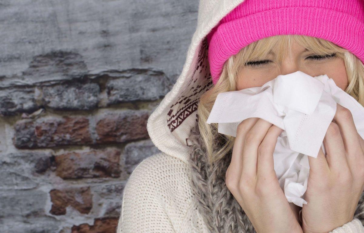 La région Alsace-Champagne-Ardenne-Lorraine est la région la plus touchée par le retour de la grippe. – Martin Lee/REX/REX/SIPA