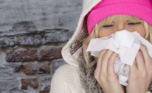 La région Alsace-Champagne-Ardenne-Lorraine est la région la plus touchée par le retour de la grippe.