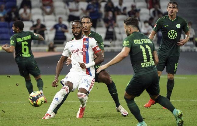En plein doute la saison passée, Moussa Dembélé, encore très volontaire samedi, apprécie pour l'instant sa collaboration avec Peter Bosz.