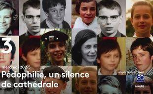 France 3 diffuse ce mercredi, en partenariat avec 20 Minutes, Pédophilie, un silence de cathédrale, un documentaire consacré au scandale qui secoue l'Eglise de France.