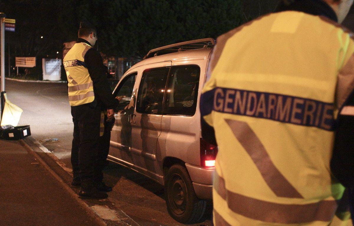Une opération de contrôle de la gendarmerie à Toulouse – Frederic Scheiber/20MINUTES