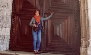 Mireille-Louise Akpa, candidate au bac à 49 ans