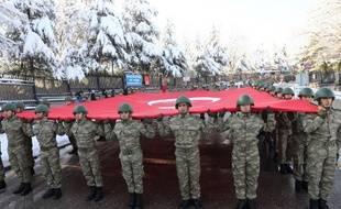 L'armée turque connait une nouvelle purge.