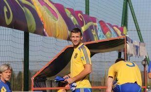 Il n'y aura pas de place pour les calculs au coup d'envoi d'Angleterre-Ukraine mardi à Donetsk où Andreï Shevchenko et les siens devront s'imposer face à des Anglais qui pourront se contenter d'un nul pour rejoindre les quarts de finale de l'Euro-2012.