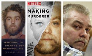 Steven Avery, principal sujet de la série documentaire «Making a Murderer».