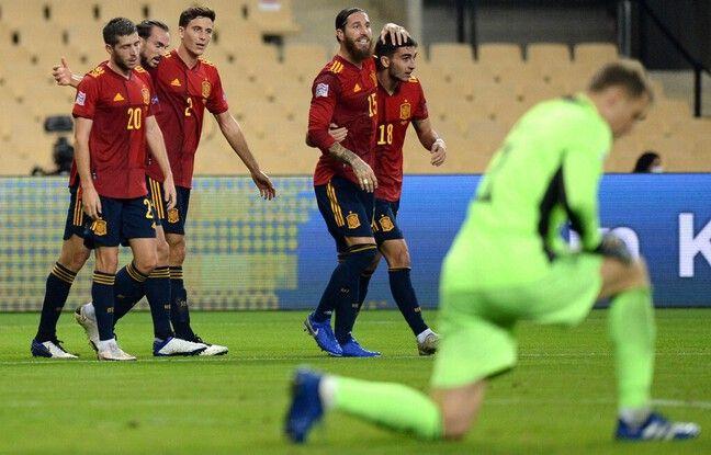Neuer se souviendra longtemps de cette peignée 6-0 reçue face aux Espagnols en Ligue des nations.