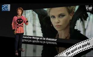 Caroline Vié décrypte Blanche-Neige et le chasseur de Rupert Sanders.