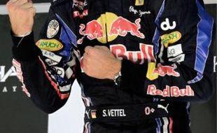 L'Allemand Sebastian Vettel est un pur produit de la formation Red Bull.