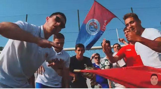 VIDEO. Football : Oubliez Vegedream… Un club de 10e division cartonne avec un hymne entêtant