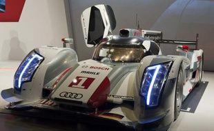 L'Audi Ultra N.3 pilotée par l'Espagnol Marc Gené et les Français Loic Duval et Romain Dumas a remporté les Six Heures de Spa, deuxième des huit manches du championnat du monde d'endurance samedi, en devançant les trois autres prototypes alignés par la marque allemande