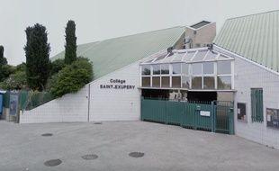 Le collège Saint-Exupéry à Saint-Laurent-du-Var