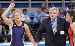 """La lutteuse française Lise Legrand, médaillée de bronze aux JO de 2004, a déclaré jeudi """"ne pas comprendre"""" pourquoi le Comité international olympique envisageait de retirer son sport du programme principal des JO-2020."""