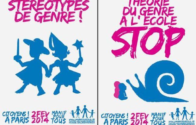 Affiches, rassemblements… La Manif pour tous esquisse un retour ...: http://www.20minutes.fr/societe/1274497-20140115-20140115-affiches-rassemblements-manif-tous-esquisse-retour